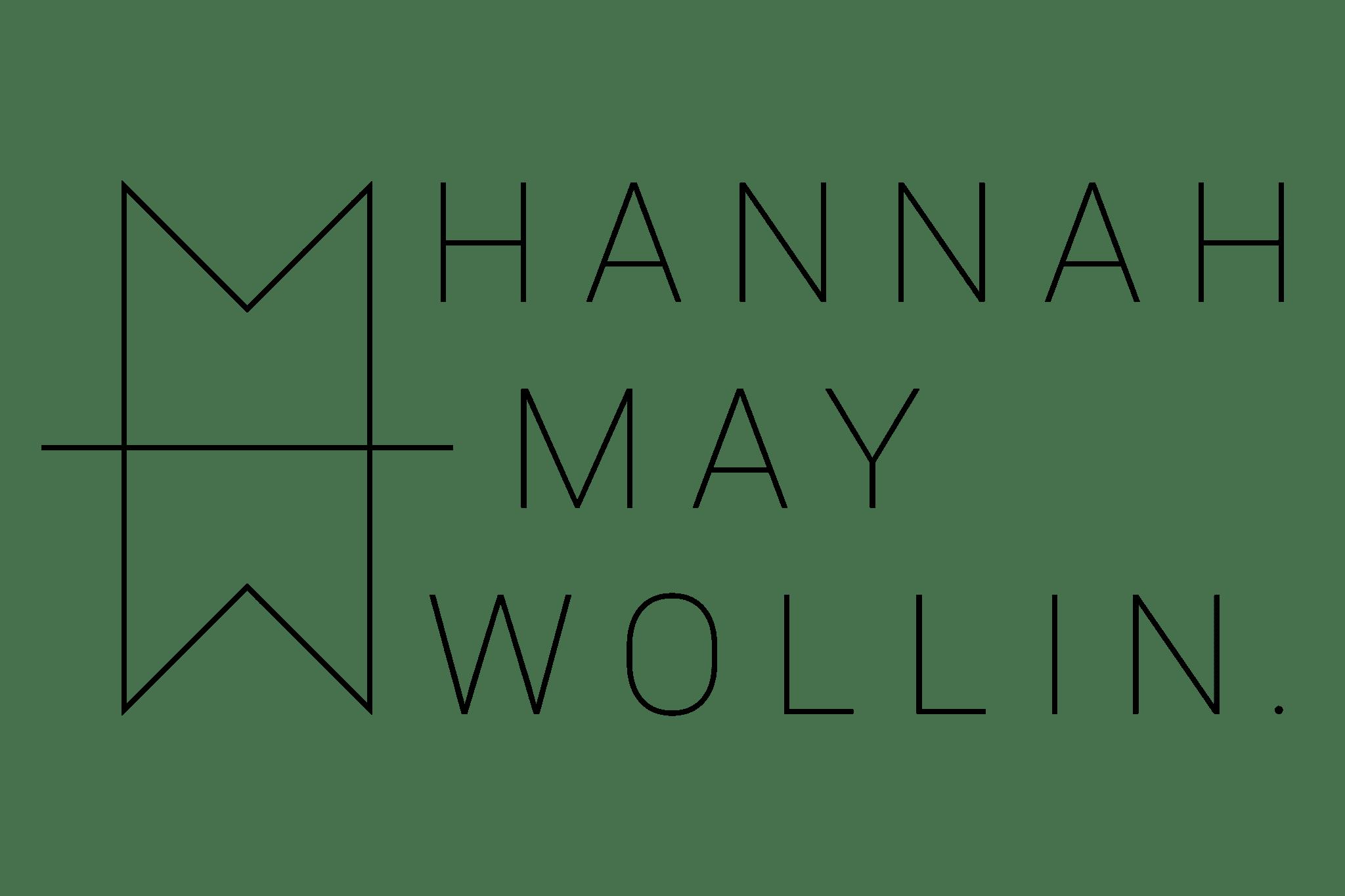 Hannah May Wollin Logo